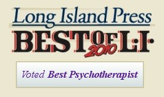 Voted Best Psychotherapist